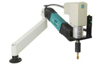 Articulated Arm Electric Tapping Machine - Ravison's Corporation